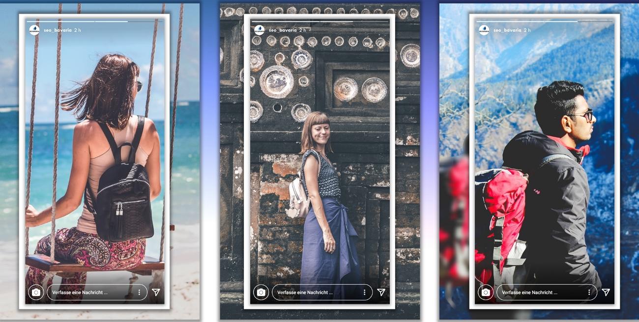 Social Media Stories Content Format der Zukunft SEO Bavaria Blog