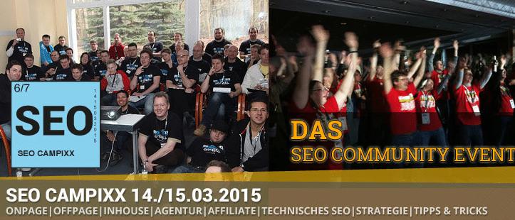 SEO Campixx 2015