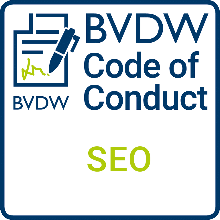 BVDW Conduct of conduct SEO